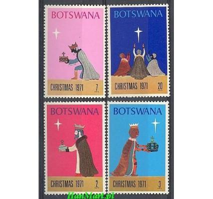 Znaczek Botswana 1971 Mi 80-83 Czyste **
