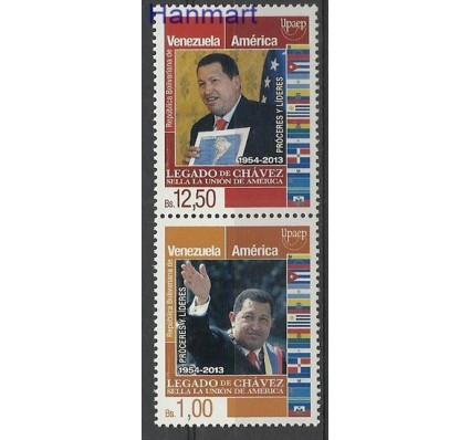 Znaczek Wenezuela 2014 Mi 4334-4335 Czyste **