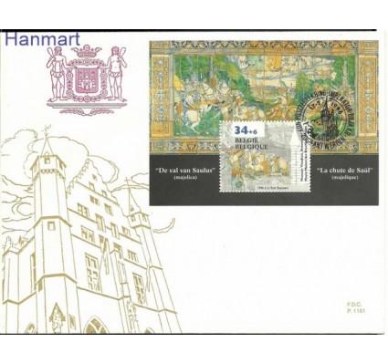 Znaczek Belgia 1996 Mi bl 65 FDC