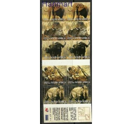 Znaczek Republika Południowej Afryki 2007 Mi 1745-1749 Czyste **