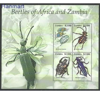 Znaczek Zambia 2005 Mi 1503-1506 Czyste **
