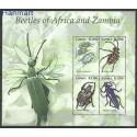 Zambia 2005 Mi 1503-1506 Czyste **