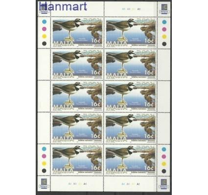 Znaczek Malta 1999 Mi ark 1065 Czyste **