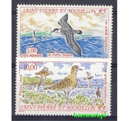 Znaczek Saint-Pierre i Miquelon 1993 Mi 654-655 Czyste **