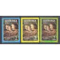 Kostaryka 1979 Mi 1029-1031 Czyste **