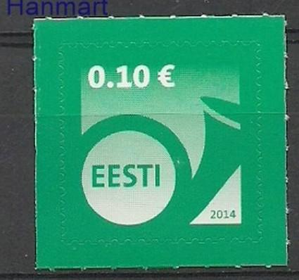 Znaczek Estonia 2014 Mi 785 Czyste **