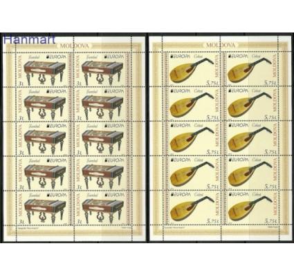 Znaczek Mołdawia 2014 Mi ark 863-864 Czyste **