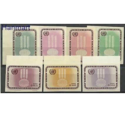 Znaczek Paragwaj 1963 Mi 1215-1221 Czyste **