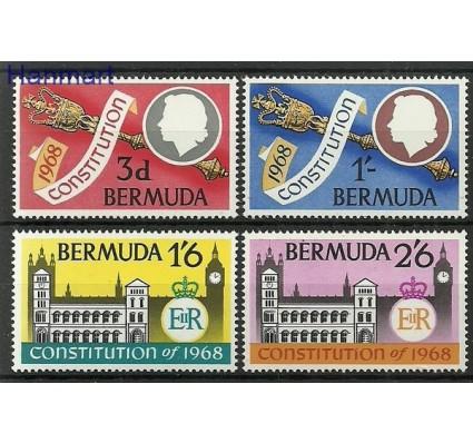 Znaczek Bermudy 1968 Mi 211-214 Czyste **