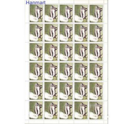 Znaczek Rwanda 1981 Mi 1119-1126 Czyste **
