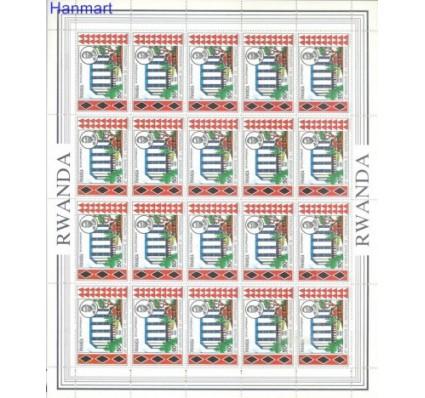 Znaczek Rwanda 1982 Mi 1175-1178 Czyste **