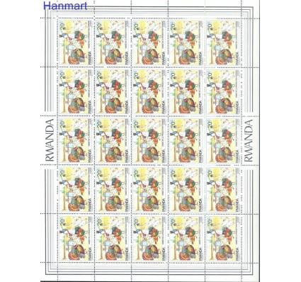 Znaczek Rwanda 1985 Mi 1297-1304 Czyste **