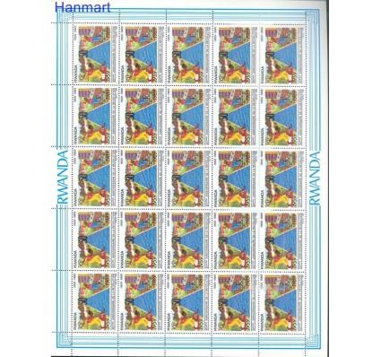 Znaczek Rwanda 1990 Mi 1425-1428 Czyste **