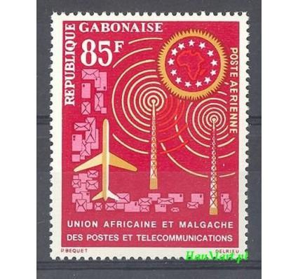 Znaczek Gabon 1963 Mi 184 Czyste **
