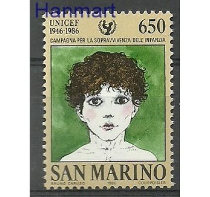 Znaczek San Marino 1986 Mi 1350 Czyste **