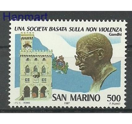 Znaczek San Marino 1987 Mi 1372 Czyste **