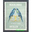 Antyle Holenderskie 1966 Mi 164 Czyste **