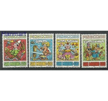 Znaczek San Marino 1990 Mi 1452-1455 Czyste **