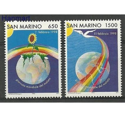 Znaczek San Marino 1998 Mi 1756-1757 Czyste **
