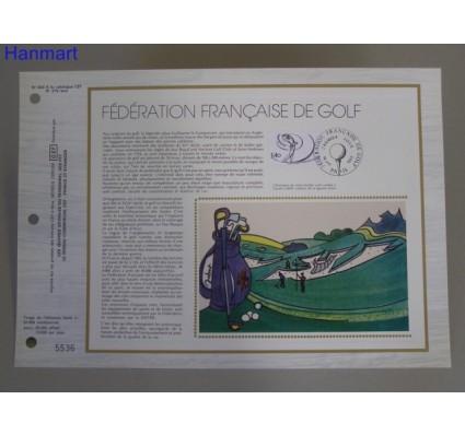 Znaczek Francja 1980 Mi 2225 Pierwszy dzień wydania