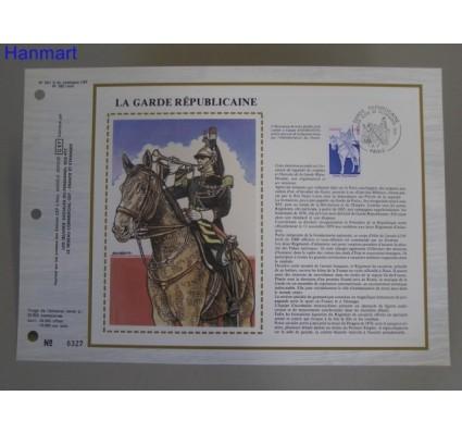 Znaczek Francja 1980 Mi 2230 Pierwszy dzień wydania