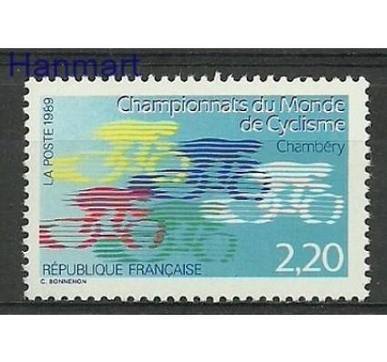 Znaczek Francja 1989 Mi 2721 Czyste **