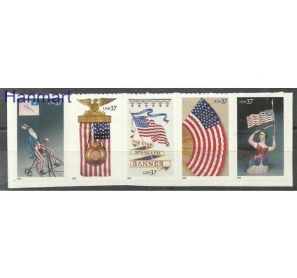 Znaczek USA 2003 Mi 3736-3740 Czyste **