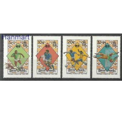 Znaczek Wyspy Dziewicze 1989 Mi 667-670 Czyste **