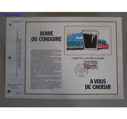 Znaczek Francja 1981 Mi 2278 Pierwszy dzień wydania