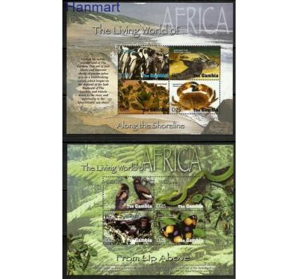 Znaczek Gambia 2005 Mi 5494-5509 Czyste **