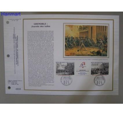Znaczek Francja 1988 Mi 2674-2675 Pierwszy dzień wydania