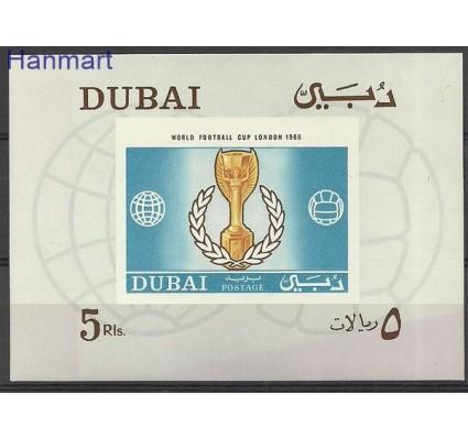 Znaczek Dubaj 1966 Czyste **