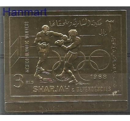 Znaczek Sharjah 1968 Czyste **
