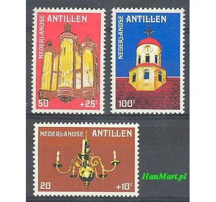 Znaczek Antyle Holenderskie 1980 Mi 409-411 Czyste **