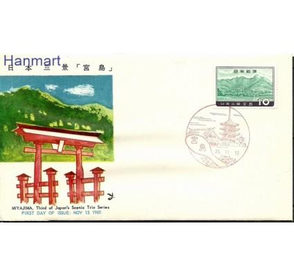 Znaczek Japonia 1960 Mi 722 FDC