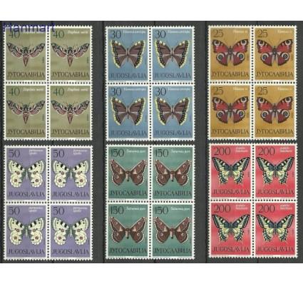 Znaczek Jugosławia 1964 Mi 1069-1074 Czyste **