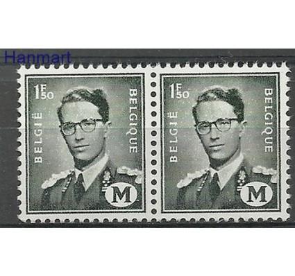 Znaczek Belgia 1967 Mi mil 1 Czyste **