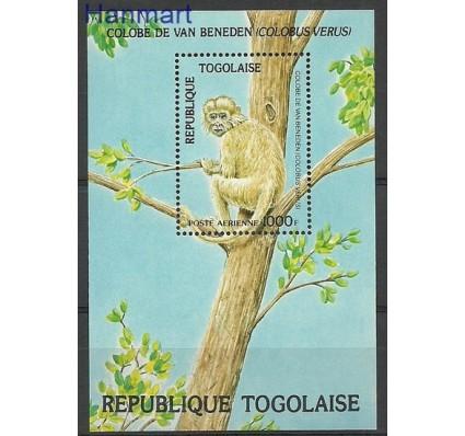 Znaczek Togo 1984 Mi bl 243 Czyste **