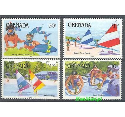 Znaczek Grenada 1985 Mi 1367-1370 Czyste **