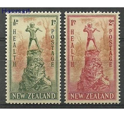 Znaczek Nowa Zelandia 1945 Mi 280-281 Czyste **