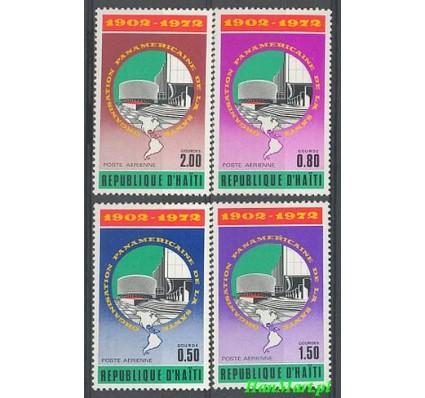 Znaczek Haiti 1973 Mi 1221-1224 Czyste **