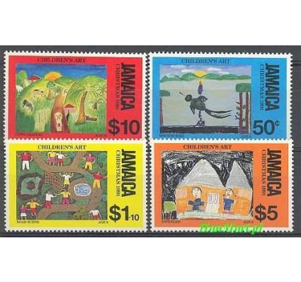 Znaczek Jamajka 1991 Mi 780-783 Czyste **