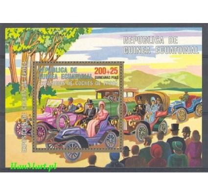 Gwinea Równikowa 1976 Mi bl 228 Czyste **