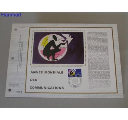 Znaczek Francja 1983 Mi 2386 Pierwszy dzień wydania