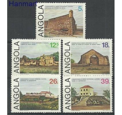 Znaczek Angola 1985 Mi 714-718 Czyste **