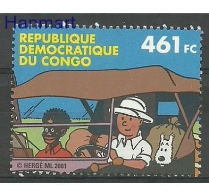 Znaczek Kongo Kinszasa / Zair 2001 Mi 1691 Czyste **