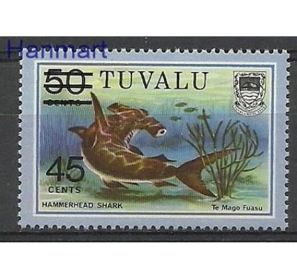 Znaczek Tuvalu 1981 Mi 137I Czyste **