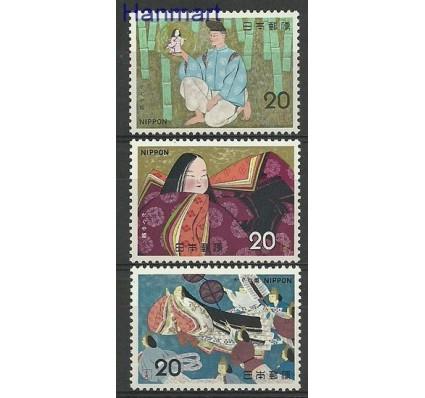 Znaczek Japonia 1974 Mi 1215-1217 Czyste **