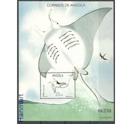 Znaczek Angola 1992 Mi bl 12 Czyste **