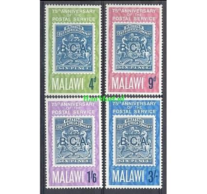 Znaczek Malawi 1966 Mi 52-55 Czyste **